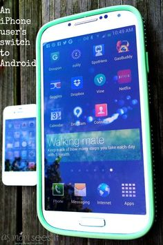 Samsung Galaxy S4 review – what is the switch from an iPhone like?