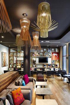 The Vincci Gala Hotel in Barcelona - Archiscene - Your Daily Architecture & Design Update
