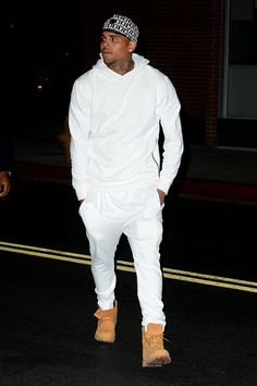 Chris Brown's style is very nice and clean, he can also dress up or down looking great in everything!