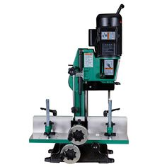 Grizzly G0645 and Shop Fox W1671 Benchtop Mortising Machine - RobotDigg R Robot, Mortising Machine, Chisel Set, Cast Iron, Fox, Home Workshop, Foxes