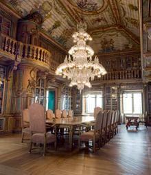 Descrição Palácio da Cruz Vermelha, em Lisboa. #casamento #palácios  | get married in a Portuguese Castle | http://www.portugalwhiteweddings.com/