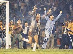 Waldir Peres (São Paulo Futebol Clube - Campeão Brasileiro de 1977)