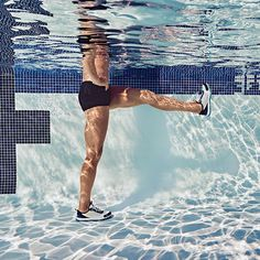 The Super Sculpting Swimming Workout That Doesn't Involve Laps - Shape.com