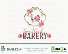 Magdalena Logo Diseño panadería Logo Diseño por stylemesweetdesign