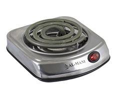 Al-Mani - Encendedor eléctrico de carbón para cachimba (tamaño pequeño, 500 W) - https://complementoideal.com/producto/tienda-socios/aticulos-de-fumar/al-mani-encendedor-elctrico-de-carbn-para-cachimba-tamao-pequeo-500-w-color-plateado/