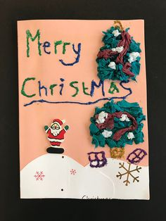 Sammy, aged 14 #Crafting #Christmas #ChristmasCrafts #LancsFostering