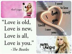 One Love One Avril!!!!!!