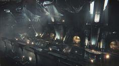ArtStation - Epic's 2013 GDC real-time Unreal Engine 4 presentation, Infiltrator, Rick Kohler