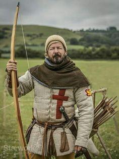 English archer.