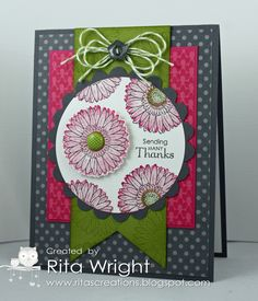 Rita's Creations: PP99 with Card Patterns 169