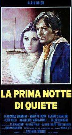 Scheda film La prima notte di quiete (1972)  |  film diretto da Valerio Zurlini con Alain Delon, Giancarlo Giannini, Sonia Petrova, Renato Salvatori
