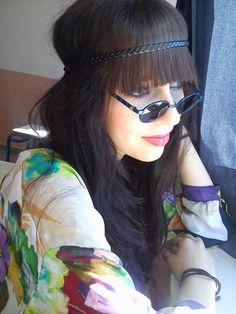 60's ..hippie style