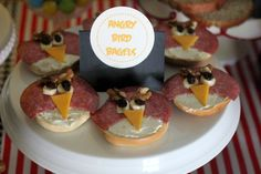 an angry birds birthday party for burke | kojodesigns