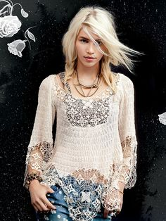 Free People Captured Dreams Tunic, $148.00