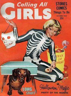 Calling All Ghouls...er... Girls!