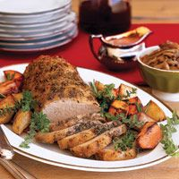 Herbed Pork Loin