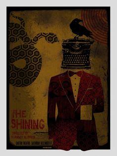 The Shining (from darkcitygallery.com)