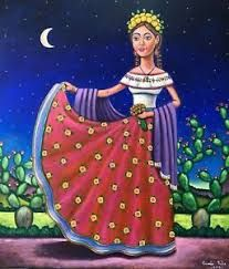 59 German Rubio Mexican Art ideas | mexican art, folk art, mexican Bull Painting, Peacock Painting, Mexican Artists, Mexican Folk Art, Traditional Mexican Dress, Moonlight Painting, Mexican Dresses, Beautiful Paintings, Colorful Backgrounds