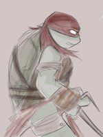 Raph sketch by Sypperoni on deviantART
