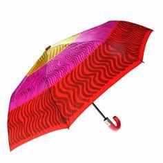 Marimekko Silkkikuikka Red/Fuchsia Hook Umbrella