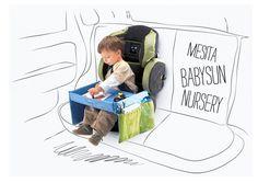 Lo mejor para viajar con niños en coche, productos prácticos originales y de calidad. http://www.babysun.com/Nursery/Nos-produits/Voyage/Accesoires-voiture/Tablette-de-Voyage-Souple