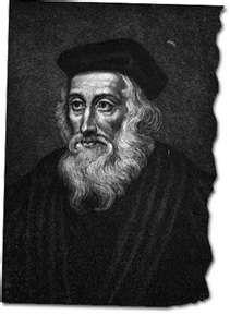 John Wycliffe--Reformer and Bible Translator