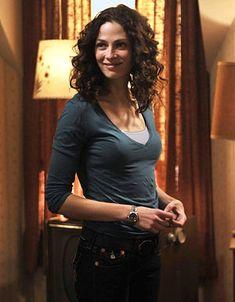 Joanne Kelly as Mika Bering in Warehouse 13