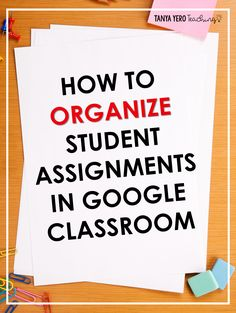 Being organized is one of the many traits needed to be a teacher. Read about tips for staying organized in Google Classroom to help you and your students! Educational Leadership, Educational Technology, Technology In Classroom, Technology Lessons, Instructional Technology, Instructional Strategies, Medical Technology, Energy Technology, Technology Gadgets
