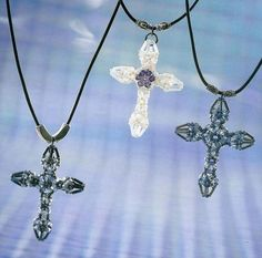 Beaded Cross PATTERN bead