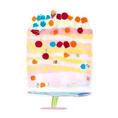 "594 Me gusta, 31 comentarios - ART CAMP | Arielle Goddard (@artcampla) en Instagram: ""• Lots Of Layers Cake! • When our lovely artist/illustrator friend Hazel @hidden_egg declared it…"" Happy 2nd Birthday, When Us, Layers, Art Camp, Camping, Illustration, Artist, Celebrations, Egg"