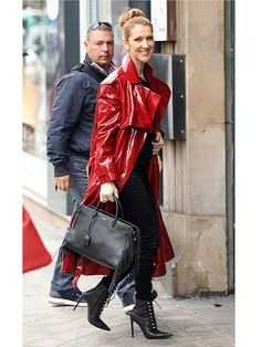Celine Dion's New Stylist Says the Singer's 'Really Enjoying Herself' Through…