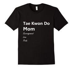 Taekwondo Mom Shirt #themomlife #taekwondo