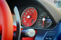 Ferrari Dashboard.