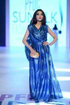 #PSFW2014 #Lahore #Pakistan #Fashion #SS2014 #Metallic #Trend #MUSE #Moeed #Yousaf
