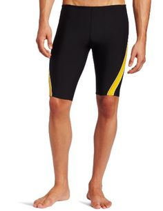 0af4e25535 Speedo Men s Endurance+ Mercury Splice Jammer Swimsuit