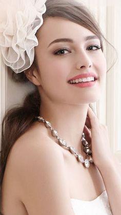 blush beauty make up Blush Beauty, Bridal Beauty, Wedding Beauty, Beauty Makeup, Hair Makeup, Hair Beauty, Best Lipstick Color, Best Lipsticks, Lipstick Colors