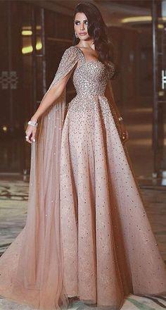 Custom made sweetheart long crystal evening dress. Formal Dresses ... 714b34d85