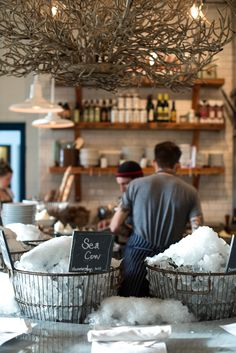 The Walrus and the Carpenter in Seattle is a great place to get your oysters! #seattlerestaurants