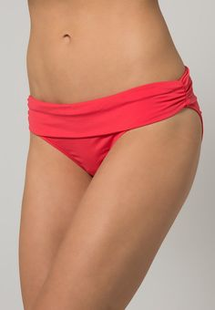 ¡Cómpralo ya!. Beach Panties SEVEN MILE Parte de abajo bikini sunset.  , bikini, bikini, biquini, conjuntosdebikinis, twopiece, trisuit. Bikini  de mujer color rojo de Beach panties.