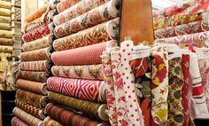 #BONS2015 Best Fabrics: Zimman's / Photo by Darren Pellegrino