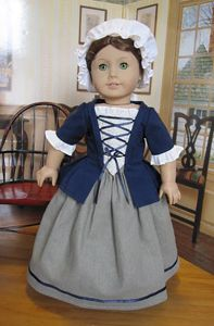 Gallery of Dolls - The Dollies' Dressmaker
