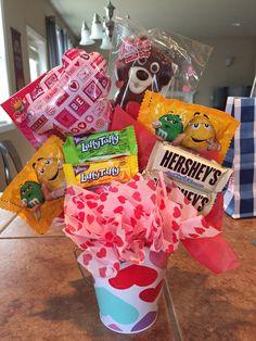 Ideas para los chiquitos en san valentin. Super economico.