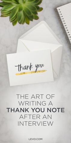 27 Best Interview Thank You Notes images | Job interview