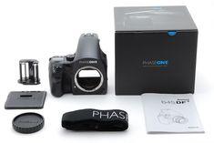 [MINT]Mamiya PHASE ONE 645 DF Digital Camera w/box from Japan #283-PJ003228 #Mamiya