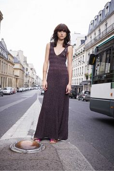 Sonia by Sonia Rykiel Look 19 via @WhoWhatWear