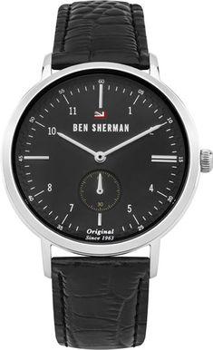 Мужские часы Ben Sherman WBS106BT Женские часы Orient SX09005W