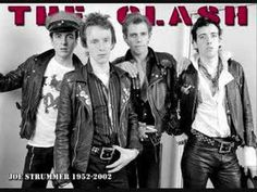 """train in vain the clash  ...""""no not at all..."""""""