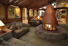 18 best fireplaces round images fireplace surrounds fireplace rh pinterest com