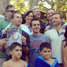 Malcom in the Middle cast reunited!