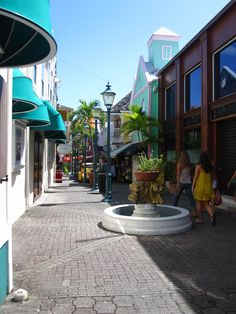 Philipsburg, St. Maarten-----Shop till I drop is what I would love to do there